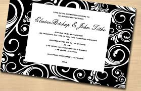 Black And White Wedding Invitations Black And White Wedding Invitations Wedding Invitations Ideas