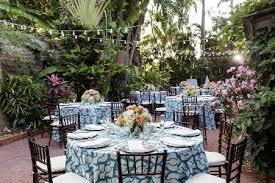 Backyard Restaurant Key West Key West Garden Club Wedding Films