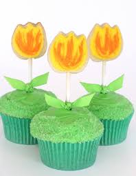 Easter Cupcake Decorating Ideas Pinterest by Best 25 Spring Cupcakes Ideas On Pinterest Pretty Cupcakes