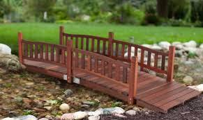 yard bridge home decor garden bridges outdoor decor garden center