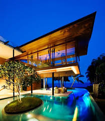 Comfortable Homes Luxury Beach Homes Luxury Home By Guz Architects In