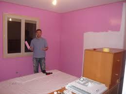 repeindre une chambre en 2 couleurs peindre une pièce en 2 couleurs