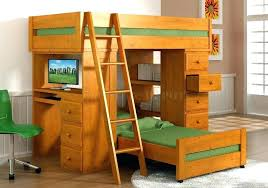 Bunk Bed Futon Combo Loft Desk Bed Reclaimed Loft Bed Reclaimed Loft Bed Loft Bed