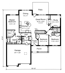 one craftsman house plans 71 best house plans images on ranch house plans