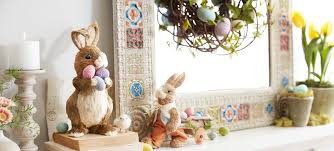 easter mantel decorations shop the look easter mantel lookbook inspirations world market