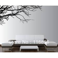 sticker wall art top decal quotes stunning custom vinyl interior black art wall decal branches home decoration stained painted peel and stick method installation top