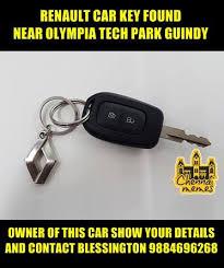 Car Keys Meme - chennai memes renault car key found near olympia tech facebook