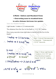 writing numbers in standard form worksheets term paper math 5th