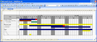 Monthly Planning Calendar Template Excel Officehelp Template 00031 Calendar Templates 2005 2010