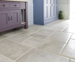 focus on flooring homes light grey slate floor
