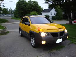 pontiac aztek yellow wizbang3 2001 pontiac aztek specs photos modification info at