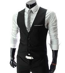 zicac men u0027s top designed casual slim fit skinny dress vest