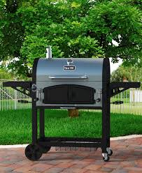 Master Forge Patio Barrel Charcoal Grill by Dyna Glo Dgn576snc D Dual Zone Premium Charcoal Grill Youtube