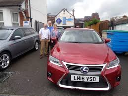 lexus service guildford latest customer testimonials from parrington autos