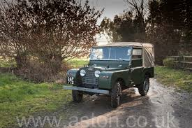 land rover series 1 series 1 land rover for sale aston workshop