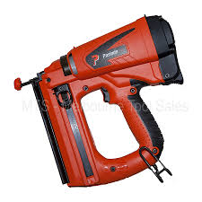 Paslode Roofing Nailer by Paslode 16 Gauge Li Ion Straight Fixing Finishing Nail Gun 916000