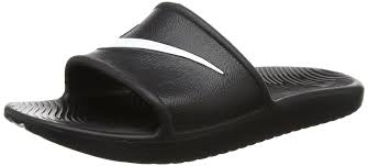 nike men u0027s kawa shower slide sandals 832528 001 ebay