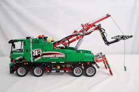 lego technic truck lego review 42008 service truck rebrickable build with lego