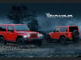 2018 jeep wrangler 2018 jeep wrangler jl to get 368hp turbo four according to