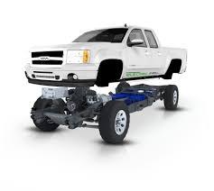 electric truck extended range electric truck retrofit production announced at la