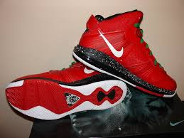 ric on go christmas lebron viiis
