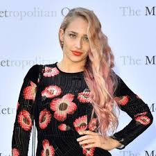 girls star jemima kirke now has cotton candy color hair glamour