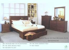 Solid Wood Bed Frame Nz Beds Foda Furniture