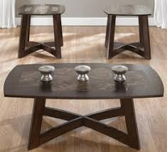 Pc Coffee Table Coffe And End Tables Free Delivery Discount Furniture Dallas