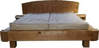 Schlafzimmerm El Ohne Bett Bett Zirbe Aus Holzkirchen Ein Traum Für Jeden Schlaf Loferer