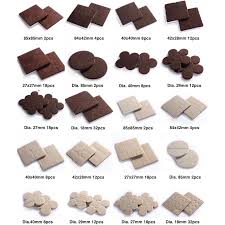 Felt Pads For Chairs Compare Prices On Chair Felt Pads Online Shopping Buy Low Price