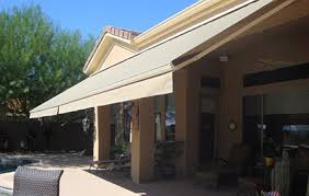 Outdoor Retractable Awnings Retractable U0026 Swing Arm Awnings In Phoenix Goodyear U0026 Avondale Az