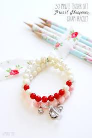 bracelet diy images Pencil sharpener charm bracelet diy skip to my lou jpg