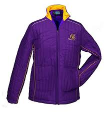 amazon com los angeles lakers nba womens players zip up jacket