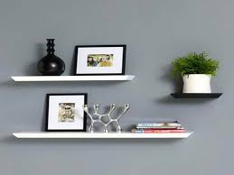 wall shelf ideas white wall shelves with hooks home designs insight white wall