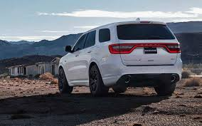 Dodge Durango Srt8 Price 2018 Dodge Durango Srt Specs Price And Release Date New Concept