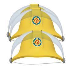 fireman sam hat ebay