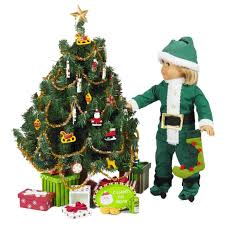 christmas tree set acccessory designed for 18