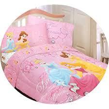 Princess Bedding Full Size Amazon Com Disney Princess