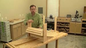 Build An Adirondack Chair Building An Adirondack Chair Part 2 Youtube