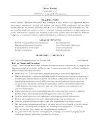 Resume Samples Vendor Management by Vendor Management Resume Sample Free Resume Example And Writing