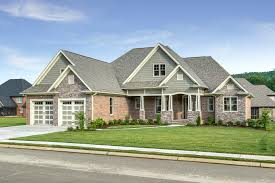 awesome car garages craftsman ranch house plans awesome home plan rustic with 3 car