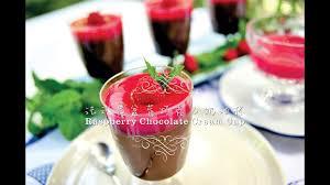 cr駱ine cuisine 不萊嗯的烘焙廚房 法式覆盆莓巧克力奶油杯 raspberry chocolate