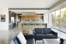 Home And Interiors by Energy Efficient Contemporary Home With Modern Architectural