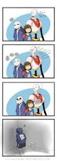 Bad Influence Undertale Comic Bad Influence By Kaiserglanz On Deviantart