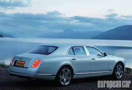 bentley mulsanne ti 2010 bentley mulsanne european car magazine