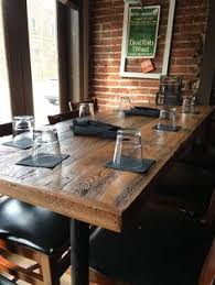 6 foot bar table dining table top reclaimed wood bar table top restaurant table top