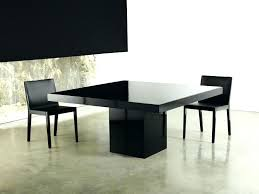 Italian Lacquer Dining Room Furniture Black Lacquer Dining Room Table Black Lacquer Dining Room Table