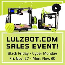 black friday cell phone specials black friday u0026 cyber monday 2015 deals abound for 3d printing
