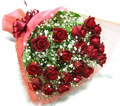 birthday boquets longtail rakuten global market 20 roses and gypsophila to