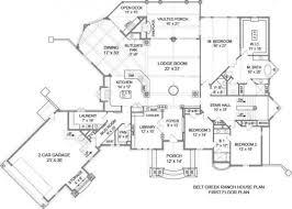 custom ranch floor plans best of custom ranch house plans new home plans design